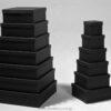Κουτιά ασημικών με ύψος 8cm
