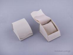 051483 - Κουτί με μαξιλάρι (μικρό) εκρού