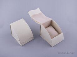 051489 - Κουτί με μαξιλάρι (μεγάλο) εκρού
