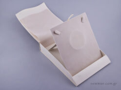 051487 -  Jewellery box for necklace (big) ivory