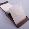 051431 - Κουτί Κολιέ (μεγάλο) καφέ