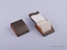 051470 – Κουτί Σταυρός/Σκουλαρίκια πέρλα δίχρωμο