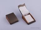 051474 – Κουτί Σταυρός/Σκουλαρίκια πέρλα δίχρωμο