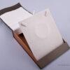 051468 - Κουτί Κολιέ (μεγάλο) πέρλα δίχρωμο