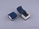 051591 – DRP Κουτί για δαχτυλίδι (σχισμή)  μπλε