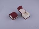 051591 – DRP Κουτί για δαχτυλίδι (σχισμή) μπορντώ