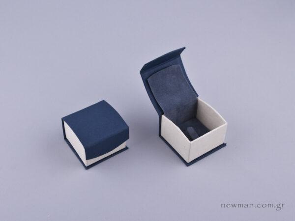 051578 - DRP Κουτί δαχτυλίδι (γάντζος) μπλε