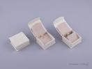 051592 – DRP Κουτί για μενταγιόν/σκουλαρίκια εκρού