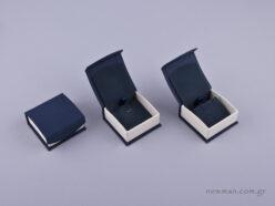 051592 - DRP Κουτί για μενταγιόν/σκουλαρίκια μπλε