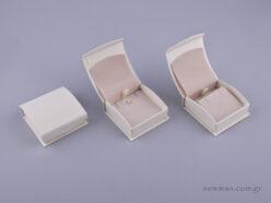051593 - - DRP Κουτί για Σταυρό/Σκουλαρίκια (μικρό) εκρού