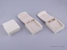 051594 – DRP Κουτί για Σταυρό/Σκουλαρίκια (μεγάλο)  εκρού