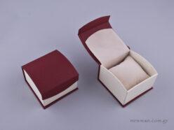 051595 - DRP κουτί με μαξιλάρι μπορντώ