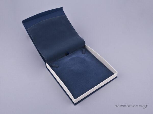 DRP Κουτί για κολιέ μπλε