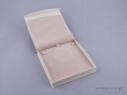 DRP Κουτί για κολιέ εκρού