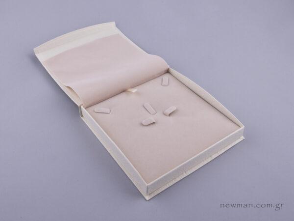 DRP Κουτί για σετ κοσμημάτων (μικρό) εκρού