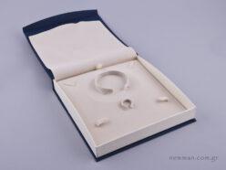 DRP Κουτί για σετ κοσμημάτων (μεγάλο) μπλε