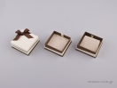 051442 – FSP κουτί για Σταυρό/Σκουλαρίκια Καφέ