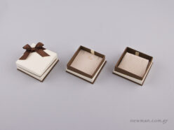 051442 - FSP Jewellery Box for Cross/Earrings Brown