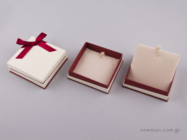 051444 - FSP Jewellery Box for Cross Burgundy