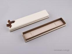 051445 - FSP κουτί για βραχιόλι/ρολόι Καφέ