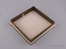 051447 – FSP κουτί για κολιέ Καφέ