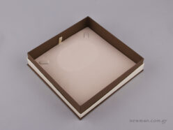 051447 -  FSP Jewellery Box for Necklace Brown