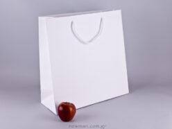 Gofrato χάρτινη τσάντα 40x40cm