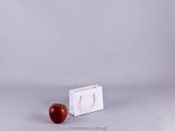 Gofrato χάρτινη τσάντα 14x10cm