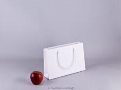 Gofrato χάρτινη τσάντα 27x18cm