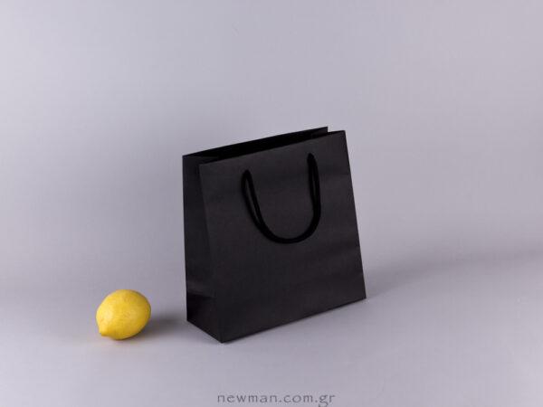 Burano χάρτινη τσάντα 25x25 cm