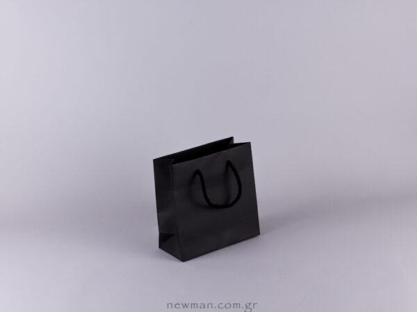 Burano χάρτινη τσάντα 18x18 cm