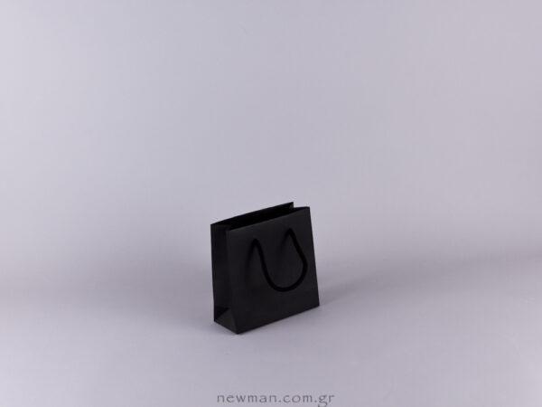 Burano χάρτινη τσάντα 15x15 cm