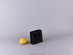 Burano χάρτινη τσάντα 13x13 cm