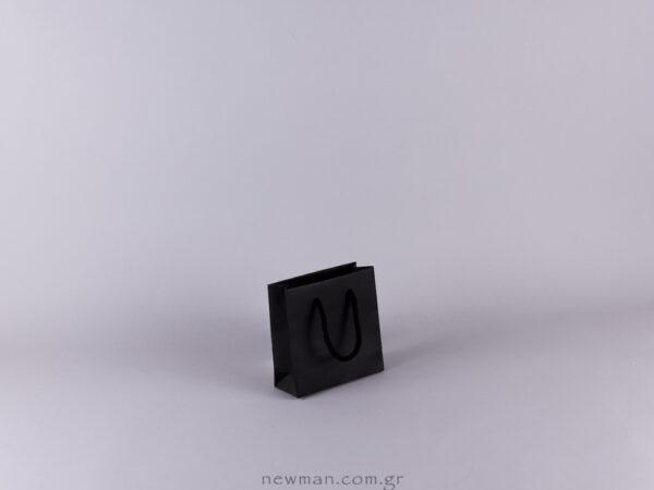 Burano χάρτινη τσάντα 13×13 cm