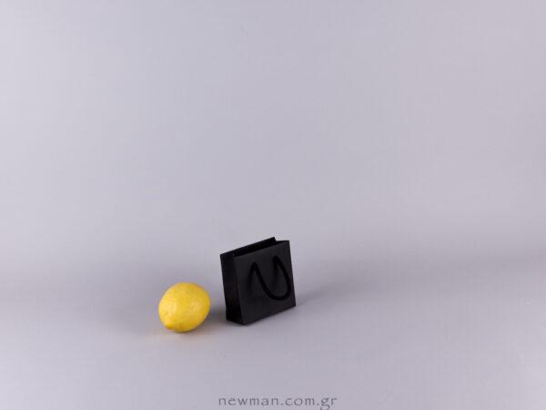 Burano χάρτινη τσάντα 10x10 cm