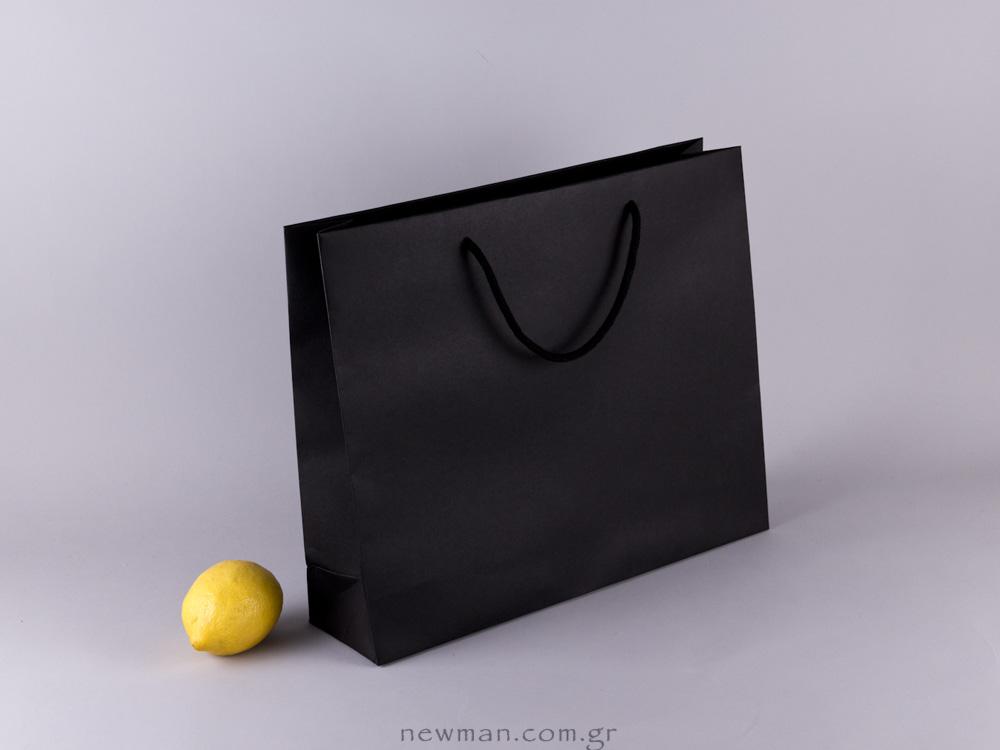 Burano χάρτινη τσάντα 38x32x10 cm