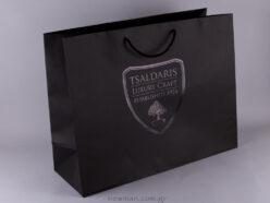 Τσάντα με εκτύπωση logo