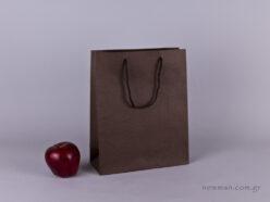 TLB 08 - ανάγλυφη τσάντα χάρτινη ΚΑΦΕ
