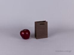 TLB 05 - ανάγλυφη τσάντα χάρτινη ΚΑΦΕ