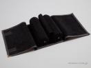 Εσωτερική φόδρα σουέτ σε χρώμα μαύρο