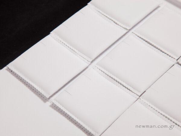 Μαξιλάρι με 2 εσοχές για μενταγιόν ή/και σκουλαρίκια