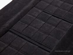 Πανί/ρολό για μενταγιόν μαύρο με 36 μαξιλάρια