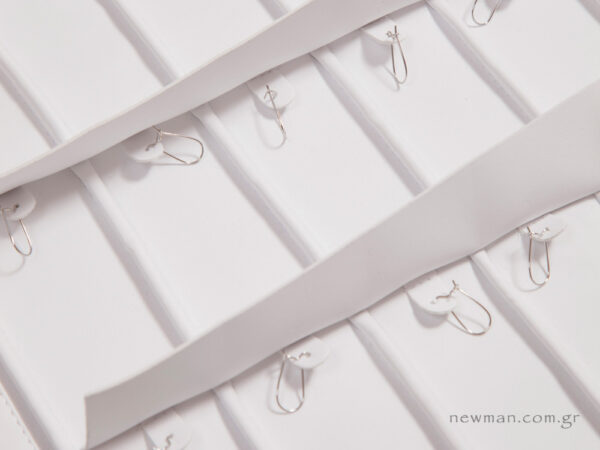 Γαντζάκια ασφαλείας για μενταγιόν ή σταυρό ή μοτίφ