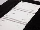 Πανί-βιβλίο με 4 θέσεις για σετ κοσμημάτων