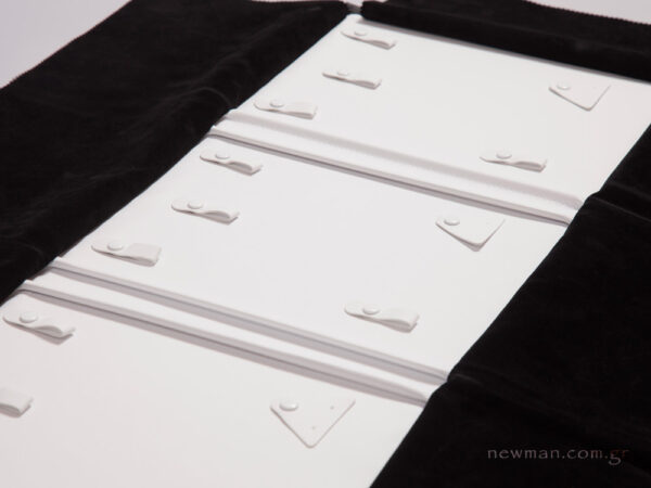 """Jewellery """"Book"""" with 4 boards for jewellery sets"""
