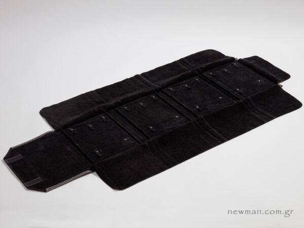 Πανί με 4 φύλλα/θέσεις για σετ κοσμημάτων