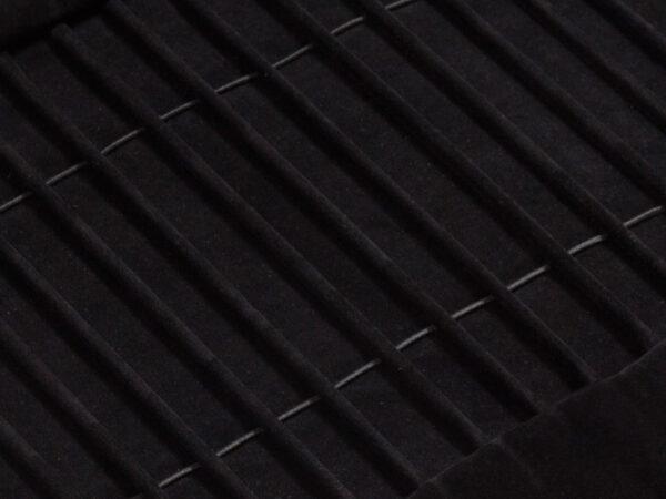 Εσωτερική φόδρα μαύρο σουέτ