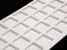 Τετράγωνες θήκες για διάφορα κοσμήμτα/μοτίφ