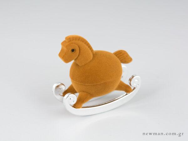 Παιδικό κουτί κοσμημάτων Αλογάκι