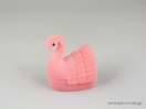 Κουτιά παιδικών κοσμημάτων σε ροζ χρώμα για φυλαχτό και δαχτυλίδι